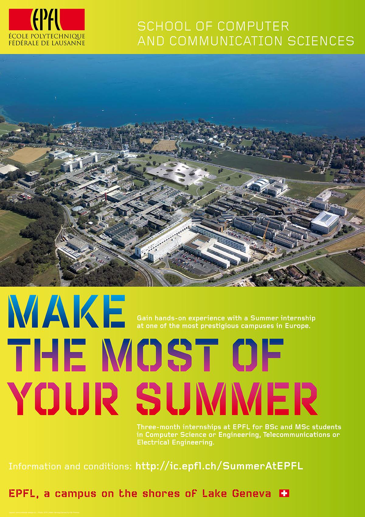 Summer@EPFL
